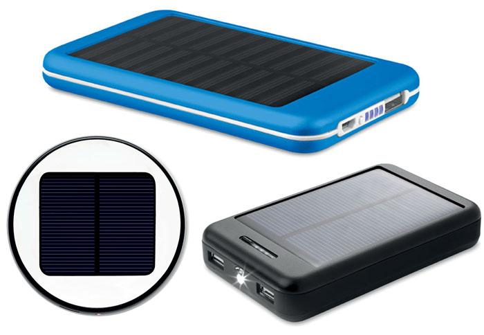 Cargadores solares con diferentes capacidades para los más #Ecológicos