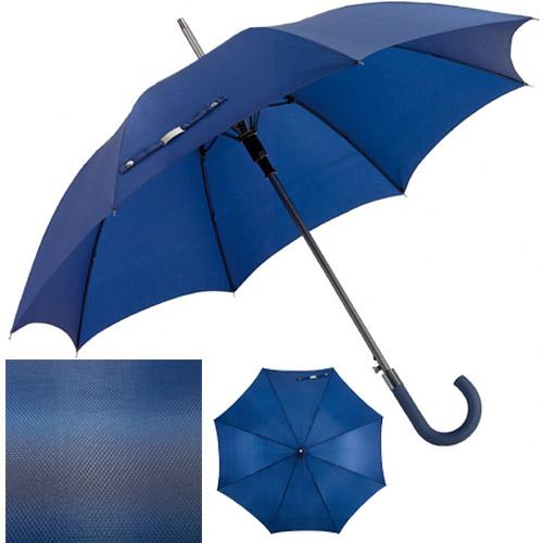 Paraguas automático de calidad con poliéster con textura de panal de abeja. Medida Ø 103 cm.